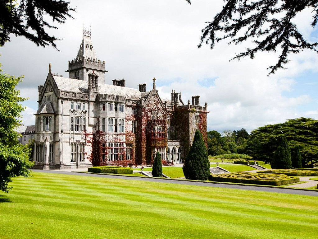 Major Refurbishment for Adare Manor