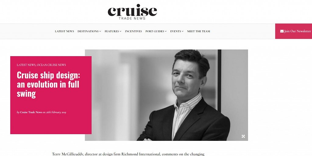 Cruise Trade News - Cruise Ship Design: an evolution in full swing