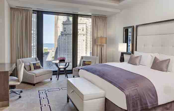 WorldArchitectureNews.com - The Langham, Chicago – Sleeping the faith