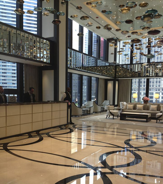 Top Hotel Projects - The Langham, Chicago Opens