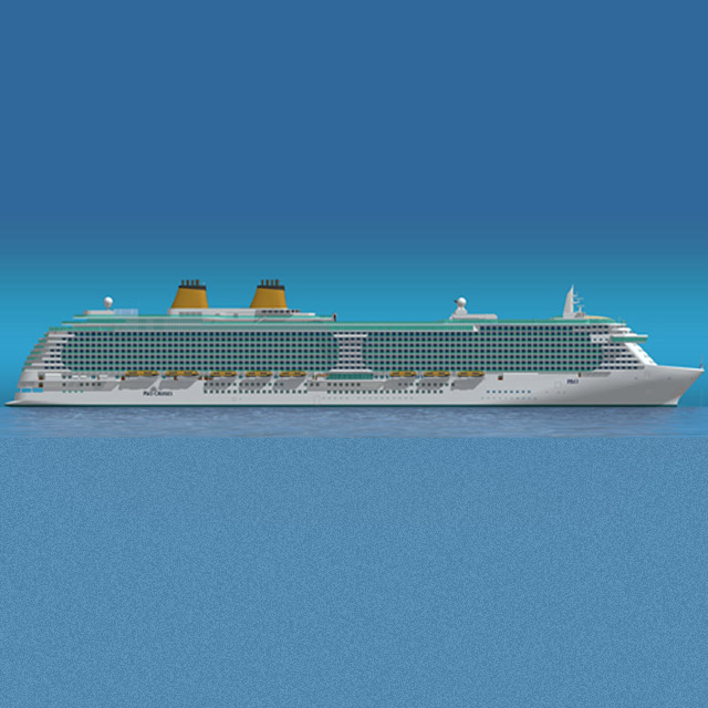 Travel Weekly - P&O Cruises has designs on Britain's biggest and best cruise ship