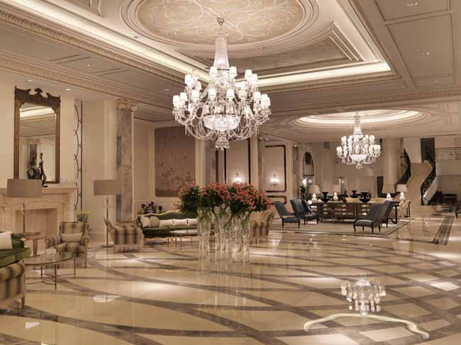 Hospitality Design - Four Seasons Hotel Baku