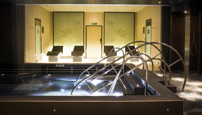 Cruise & Ferry - Richmond completes Lotus Spa