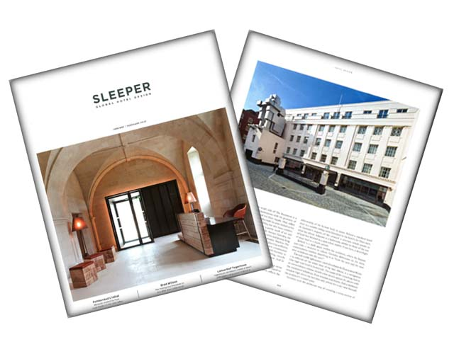 Sleeper – Review of The Beaumont Hotel