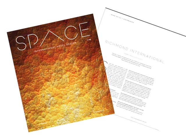 Space Magazine - Interview with Terry McGillicuddy