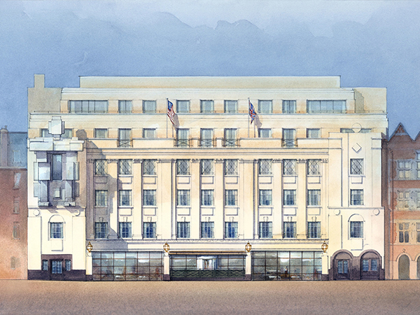 Sleeper Online - FIRST LOOK: Richmond transforms former garage into luxury Mayfair hotel The Beaumont