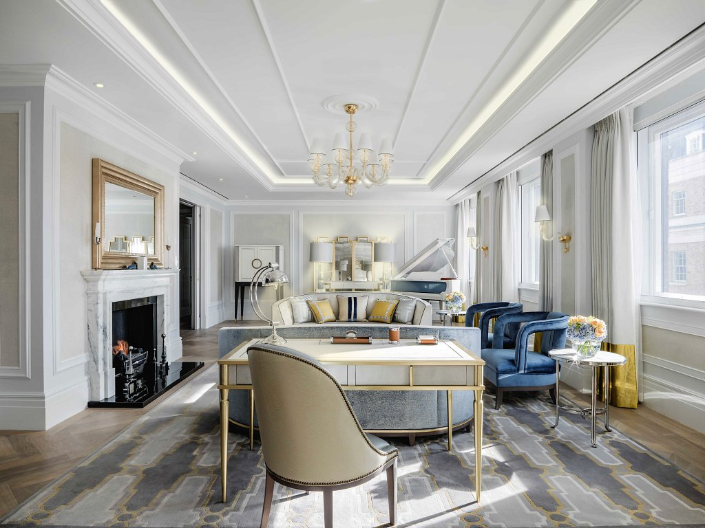 The Langham Hotel, London - Sterling Suite