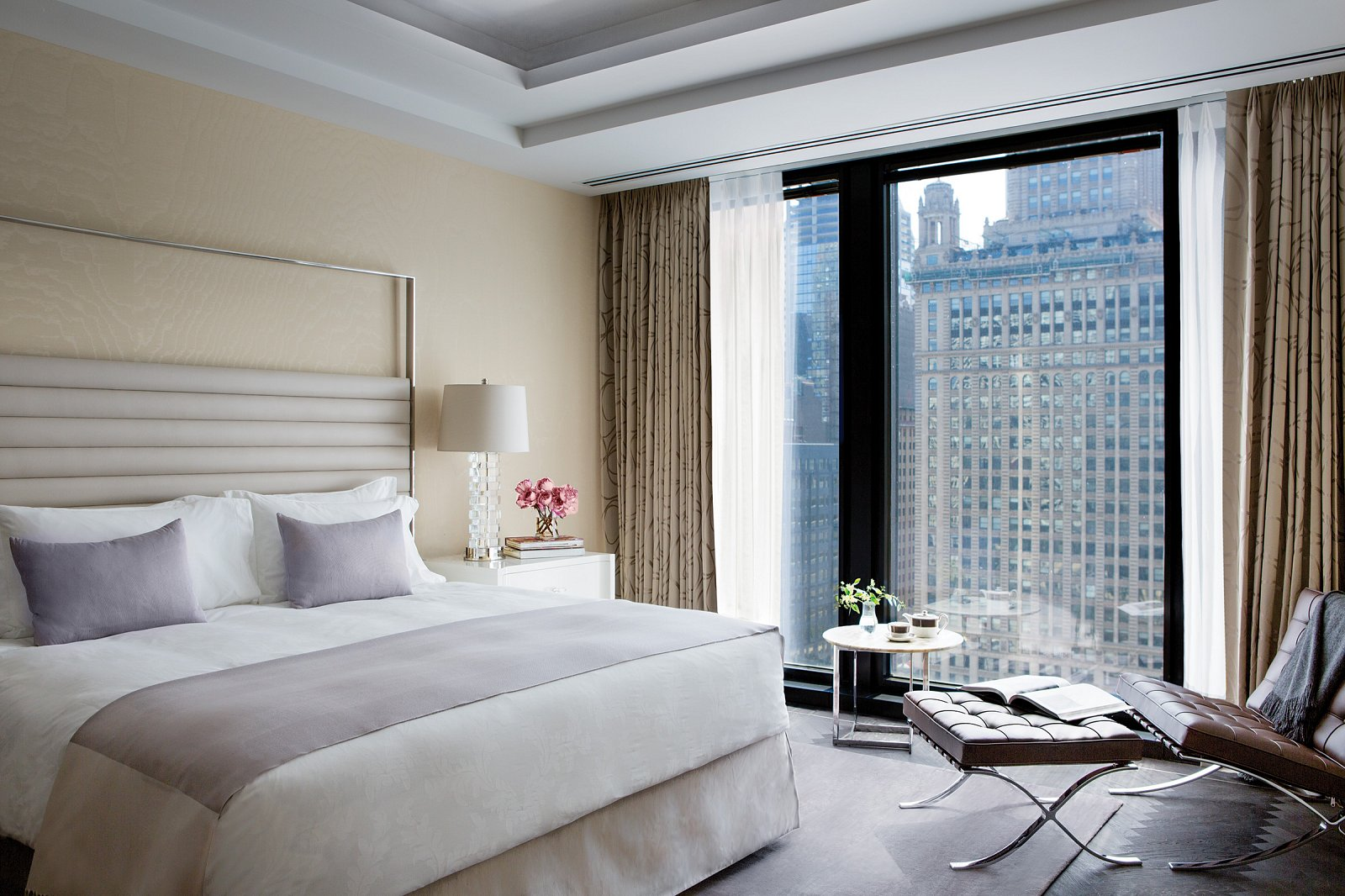 The Langham Chicago Infinity Guestroom