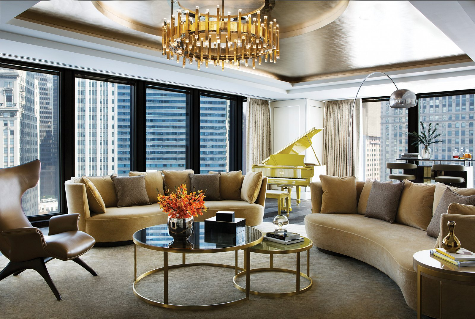 The Langham Chicago Infinity Parlor