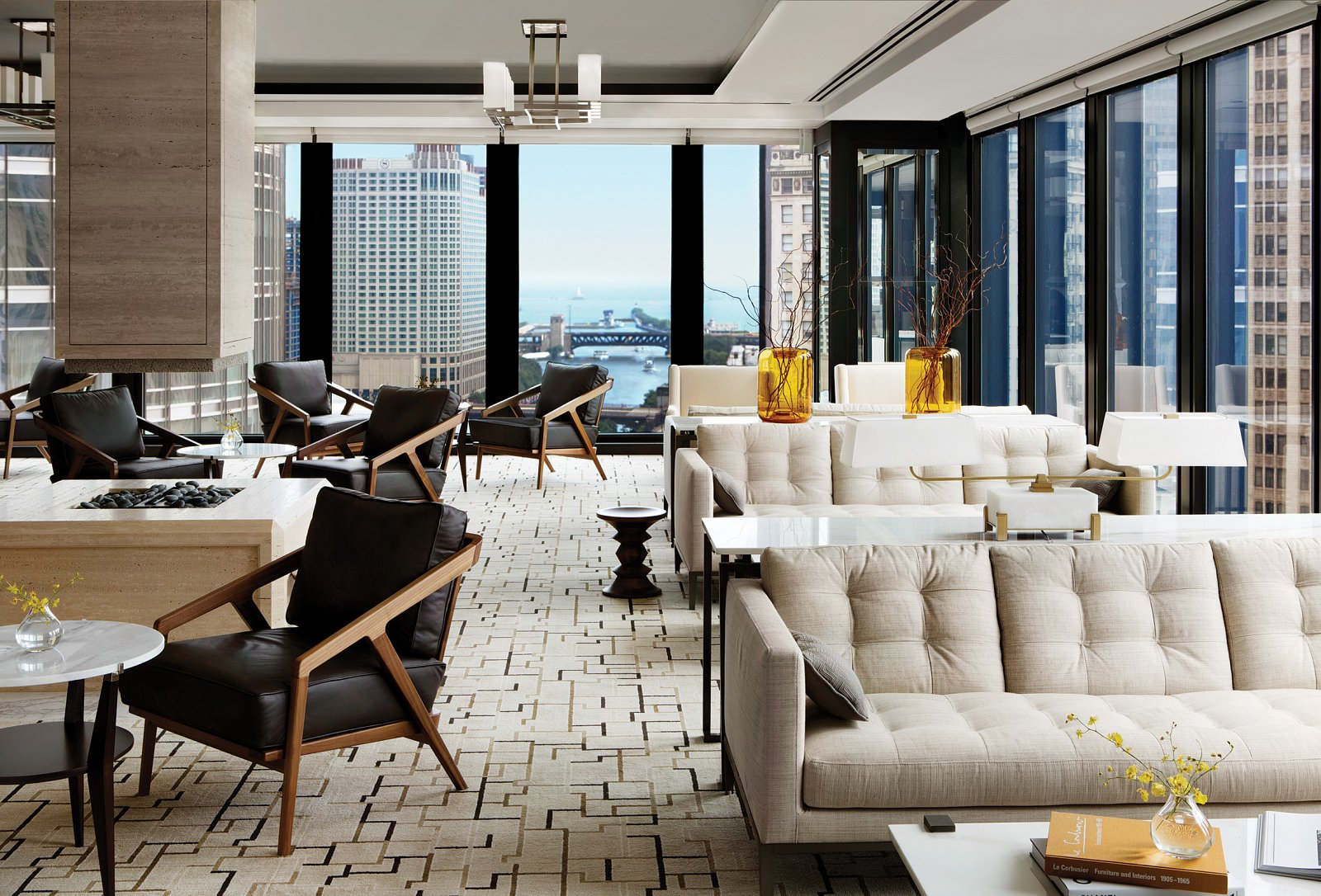 The Langham Chicago LCL Lounge